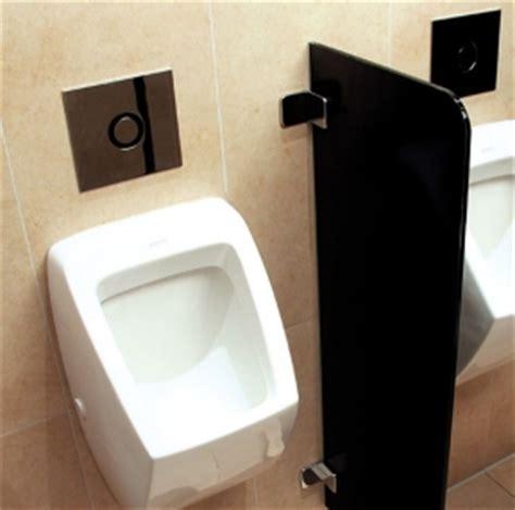 schamwand wc heiler glas trennwandsysteme rahmenlose wc trennw 228 nde