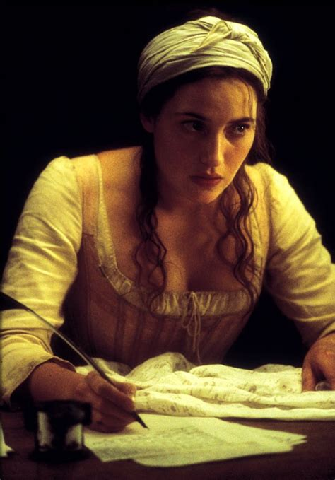 quills movie ending screenshot of kate winslet as madeleine leclerc in quot quills