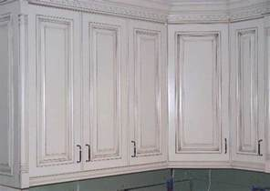 Paint Glaze Kitchen Cabinets Painted Cabinets With Glaze Rub Through Quot Glaze Paint Finish Decorating Ideas