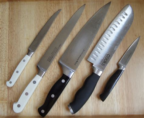 essential knives for the kitchen five essential knives for your kitchen kitchen stuff i