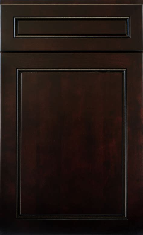 black kitchen cabinet doors kitchen cabinets in phoenix in chocolate espress java