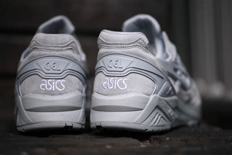 asics gel kayano pack light grey asics gel kayano trainer pack light grey light