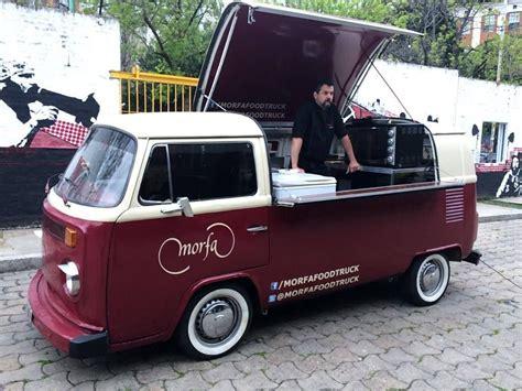 volkswagen kombi food truck combi food truck buscar con food and bike