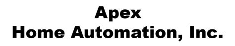 home www apexhomeautomation