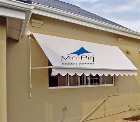retractable awnings canopies manufacturer in new delhi