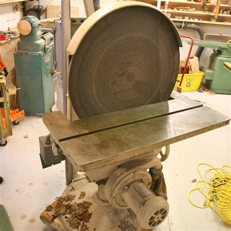 frank howarth woodworking photo index max manufacturing co 24 quot disc sander