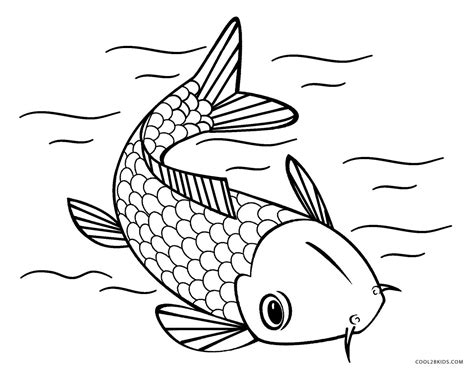 Coloring Pages Fish by Free Printable Fish Coloring Pages For Cool2bkids