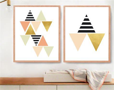 geometric wall decor wall art ideas design popular decoration geometric wall