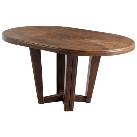 Oak Oval Dining Table Small Oval Dining Table In Solid Oak For Sale At 1stdibs