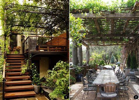 Ideas Jardineras Patio Exteriores Con Plantas Patios Terrazas Jardines