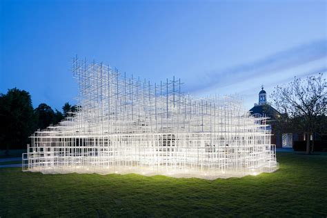 Large Scale Furniture by From Tokyo To Milwaukee Sou Fujimoto And His Impact On