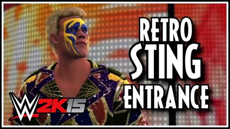 Sting Keeps The Going by 2k15 Surfer Sting Entrance Pre Order Dlc