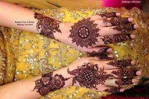 Simple Mehndi Stage Decoration Simple Mehndi Designs Pics 2015 Life With Style