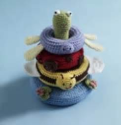 amigurumi ring pattern free amigurumi patterns stacking rings for baby