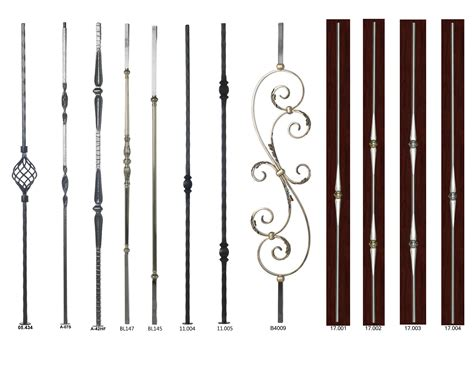 Metal Pickets Metal Balusters Ottawa Classic Stairs Bannisters Inc