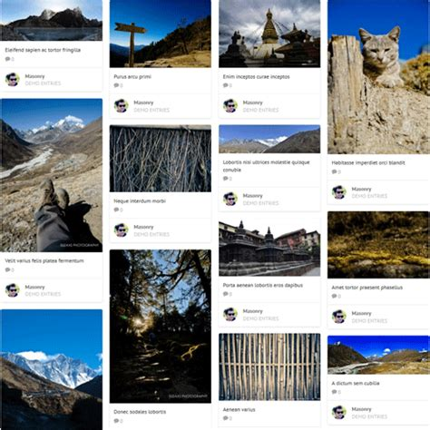 masonry layout pinterest like grid download masonry layout pinterest like grid wordpress plugins