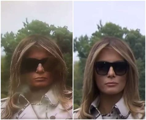 Does Melania Trump Have Body Double?