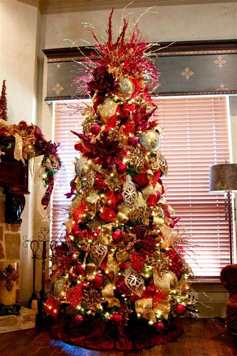 128 best red and gold christmas images on pinterest diy