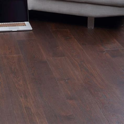 H M Flooring by Hurford Premiere Oak Oak Burnt Umber Get Floors