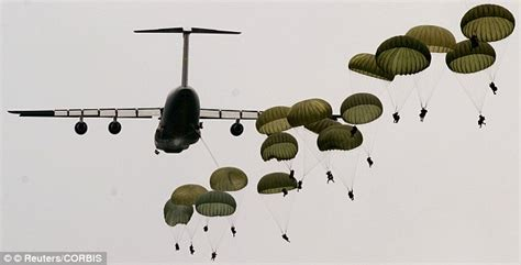 Owes To Airborne by What Are Halo And Haho Jumps Performed By The Paratroopers