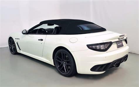 2013 Maserati Granturismo Mc by 2013 Maserati Granturismo Mc Convertible Sport For Sale In