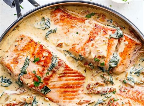 Tuscan Style Home 50 easy and delicious salmon recipes purewow
