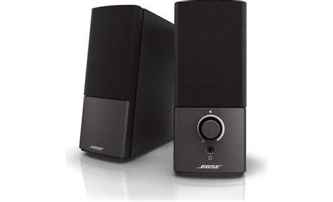 Speaker Bose Companion 2 bose 174 companion 174 2 series iii multimedia speaker system at
