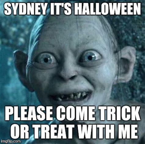 Sydney Meme - gollum meme imgflip