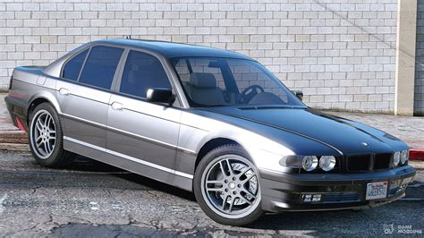 Line Bmw by Bmw 740i E38 Shadow Line 1 0 For Gta 5