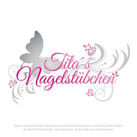 Logo Nagelstudio by Logo Gestaltung Design Meine Nagelstudio Werbung