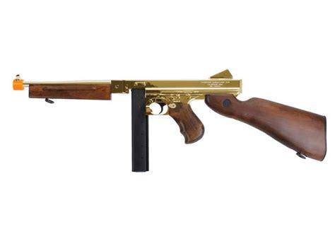Airsoft Gun King Arms king arms thompson m1a1 airsoft gold airsoft guns