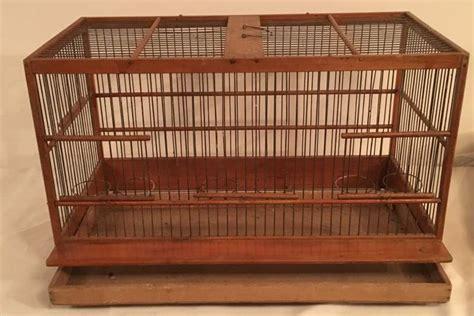 accessori per gabbie canarini gabbie in legno di faggio per canarini a roseto degli