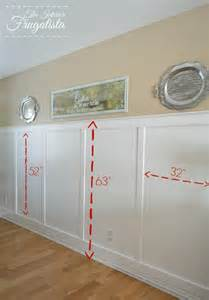Dining Room Wainscoting How To Install A Board And Batten Wall The Interior
