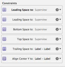 xcode layout subviews xcode ios 7 autolayout subviews misplaced stack overflow