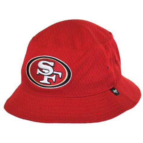 Sf Giants Bucket Hat Giveaway - 47 brand san francisco 49ers nfl backboard bucket hat nfl