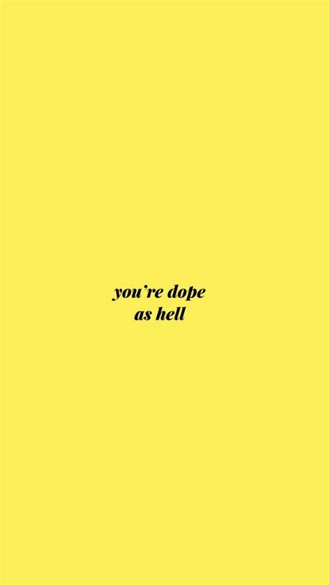 aesthetic wallpaper yellow wallpapers aesthetic text