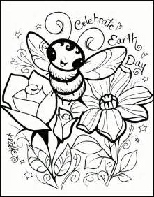 Free Printable Earth Day Coloring Sheets » Ideas Home Design