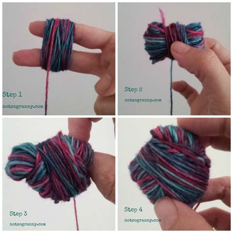 how to roll a of yarn for knitting 16 best knitting images on crafts craft