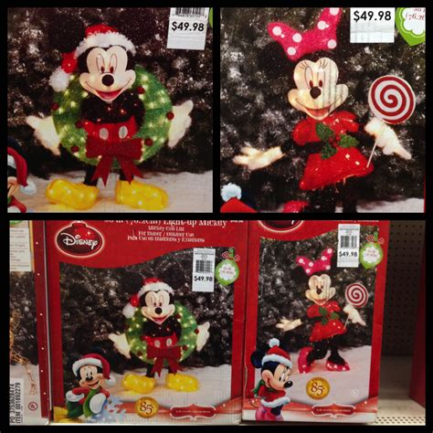 mickey mouse lights outdoor disney lighted outdoor decorations outdoor