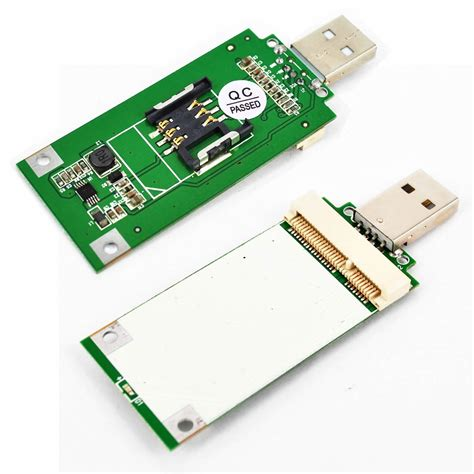 Wifi Card Pci Express mini pci e 3g wlan wireless wifi card to usb adapter with sim s st mpe2usb 15 99 sintech