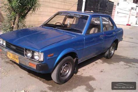 1980 Toyota Corolla Sale Toyota Corolla 1980 For Sale In Karachi Pakwheels