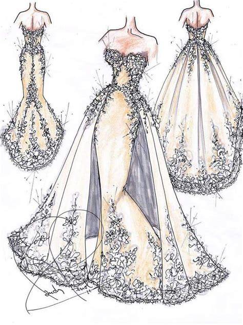 fashion design 17 best ideas about clothing sketches on