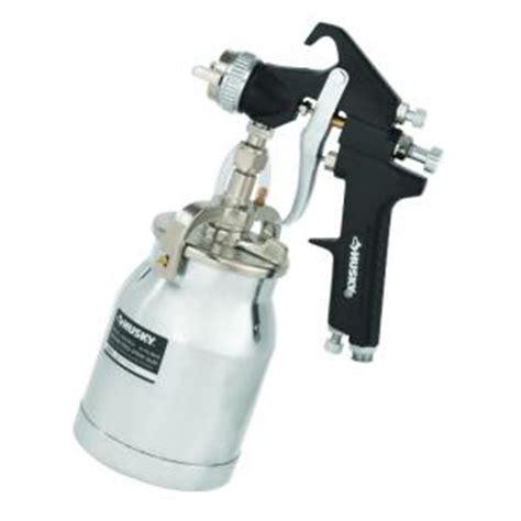 home depot paint spray gun rental husky siphon feed spray gun h4930ssg the home depot