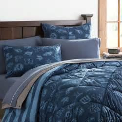 pbteen comforter nfl 174 comforter sham pbteen