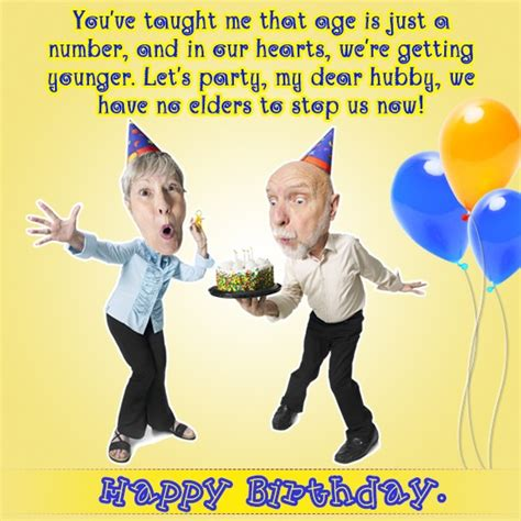 Top 10 most funny birthday wishes for husband