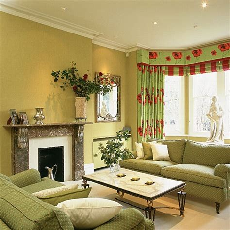 Green Living Room Furniture - lime green living room living room furniture