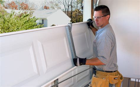 Overhead Door Installation Common Mistakes When Installing Garage Door New York Garage Doors
