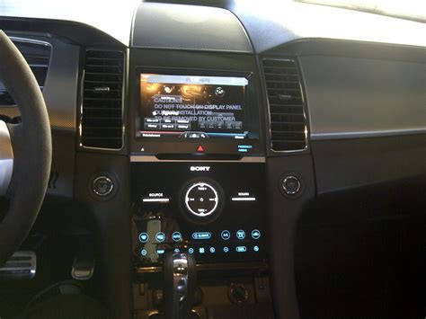 2013 Taurus Interior by Ford Taurus 2013 Interior