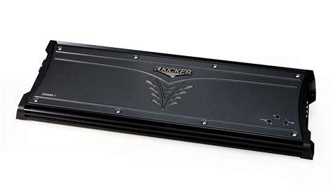 Kicker Zx2500 1 kicker zx2500 1 mono class d lifier 2500 watts 2 ohm
