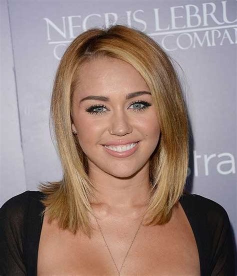 quick hairstyles for straight medium length hair 15 short shoulder length haircuts short hairstyles 2017